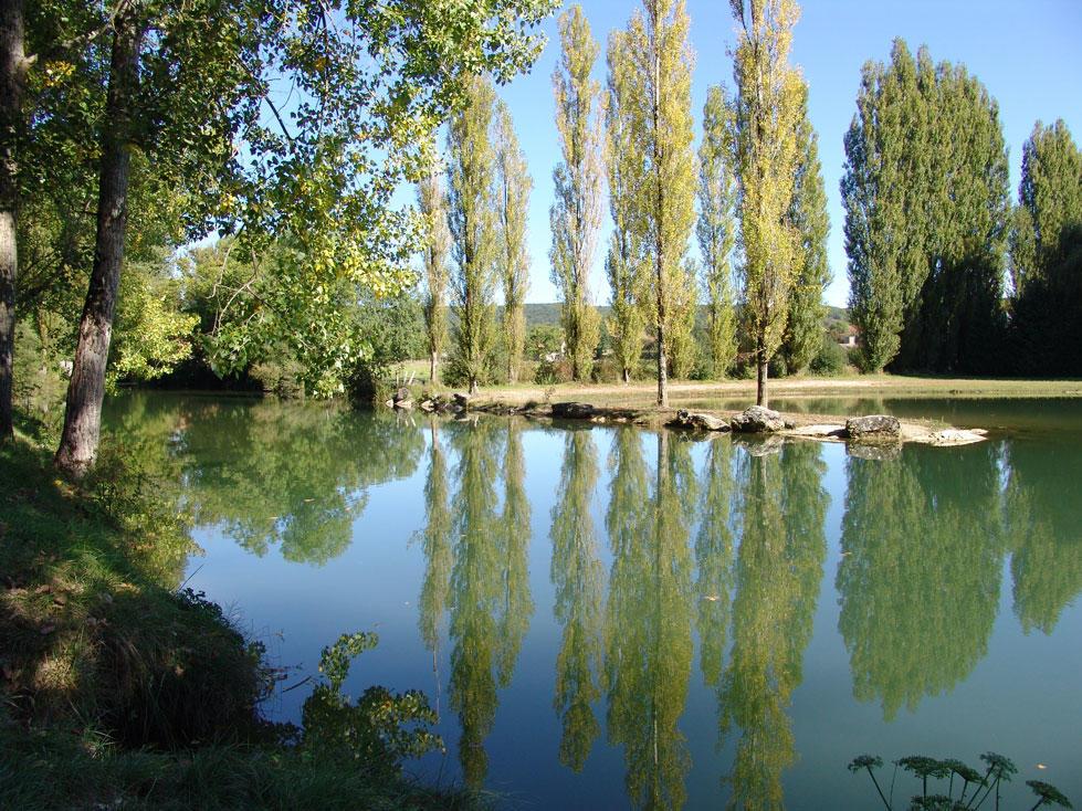 St Germain plan d'eau