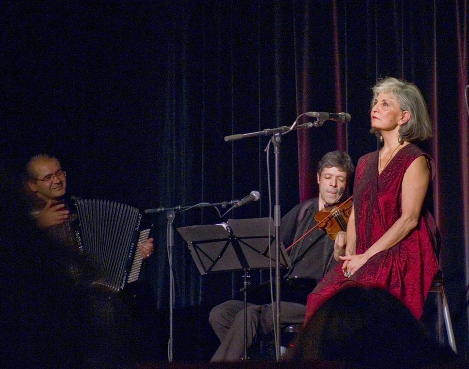 Trio Sandra Bessis