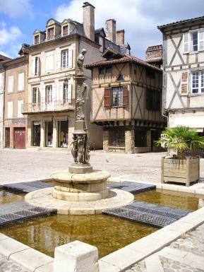 Visite de Saint-Céré