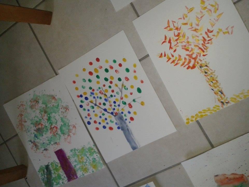 arbres en peinture@S.Johannissen