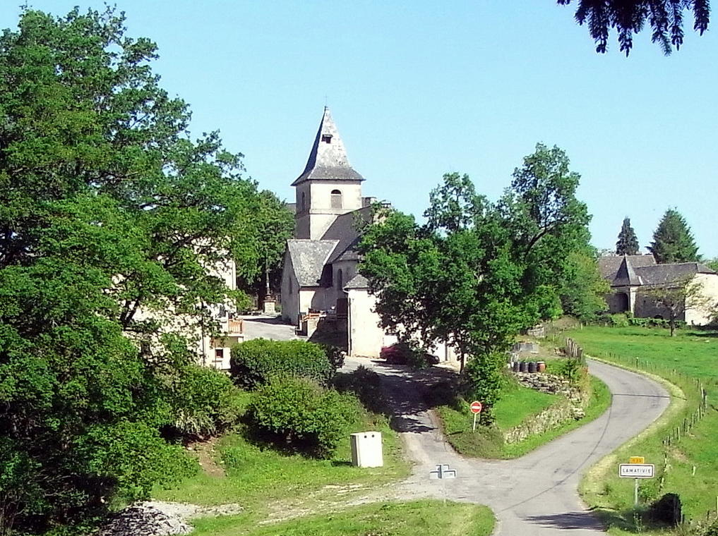 bourg Lamativie