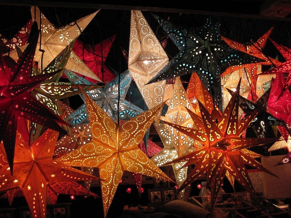étoiles noël