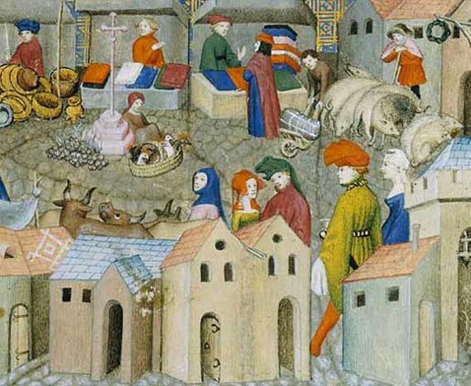 Foire médiévale
