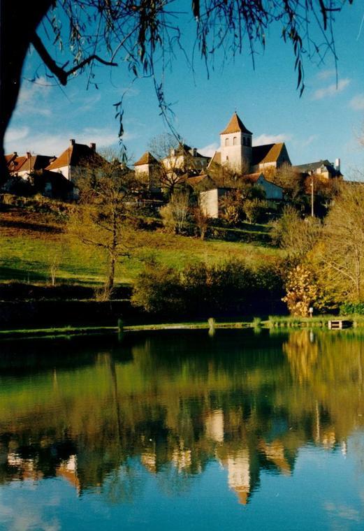 Lac de Montfaucon