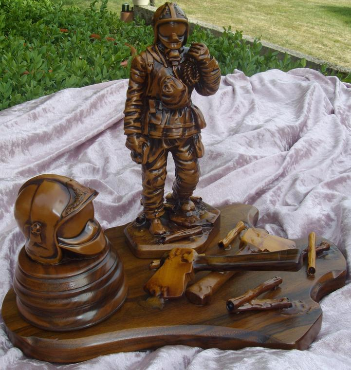 Sculpteur bois