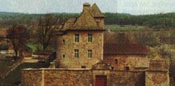 Château de Cougoussac