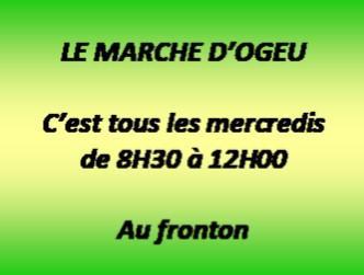 Marche-Ogeu