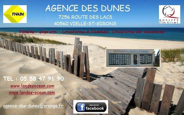Agence des dunes 2012