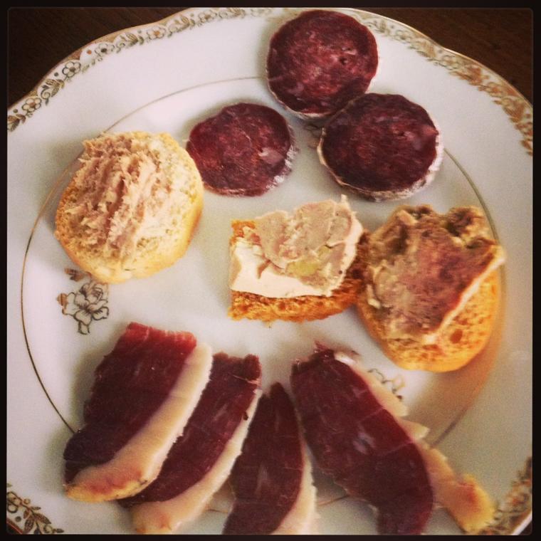 Assiette Daugé