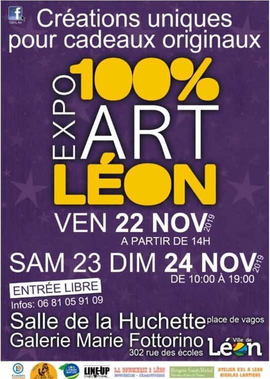 LEON---100--art-expo-nov