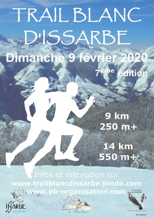 Trail Blanc d'Issarbe 2020