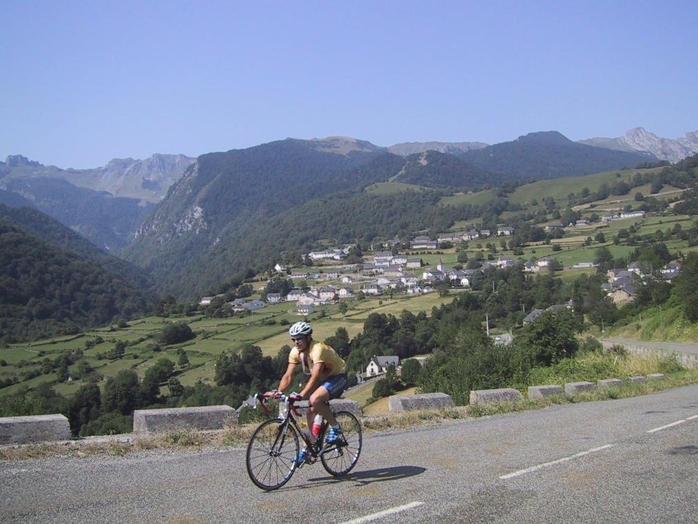 cyclo montagne