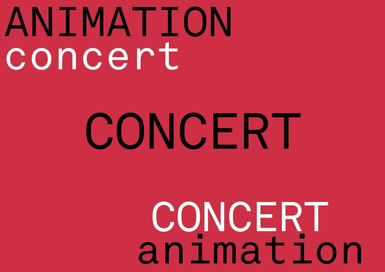 visuel concert