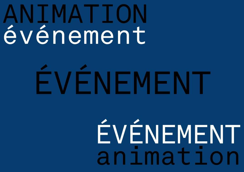 visuel événement
