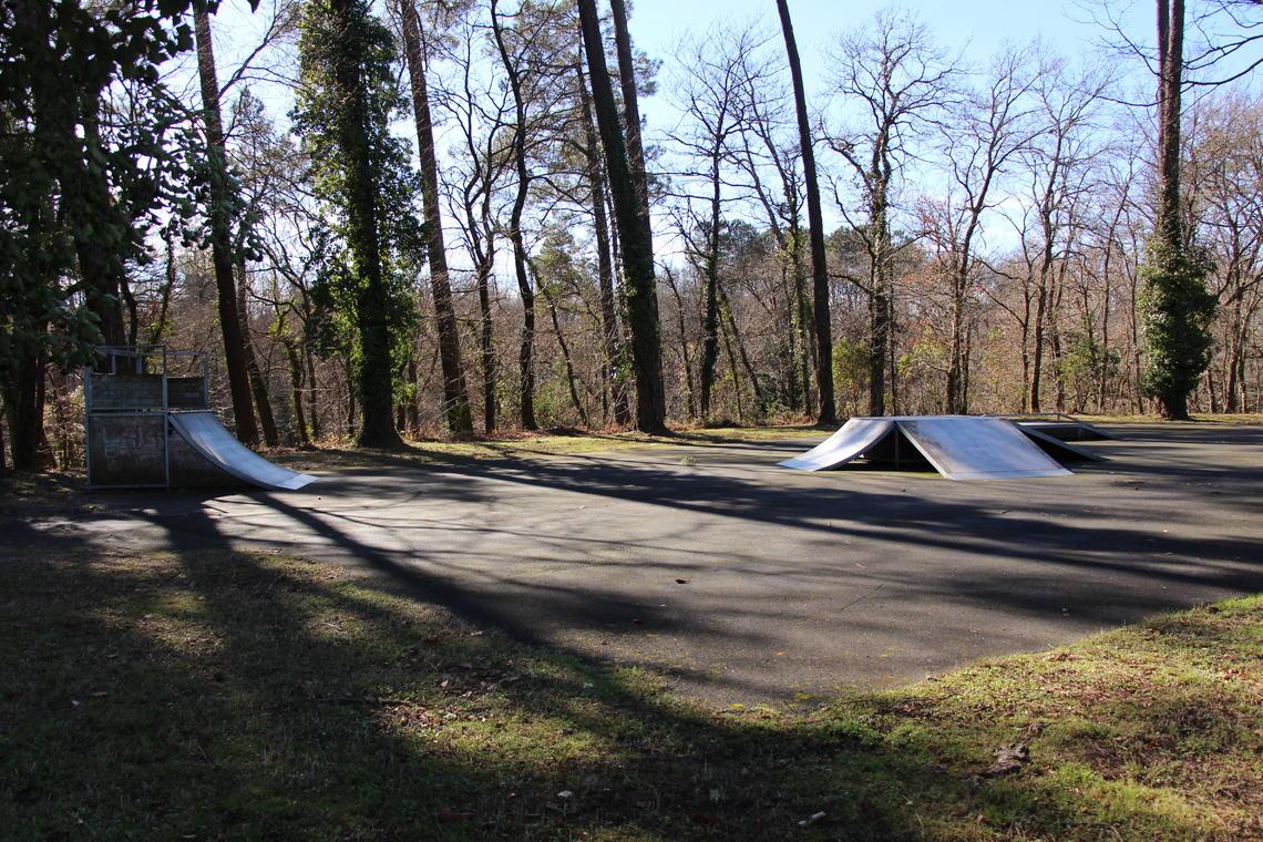 © Mairie de Castets - CASTETS - Skate parc