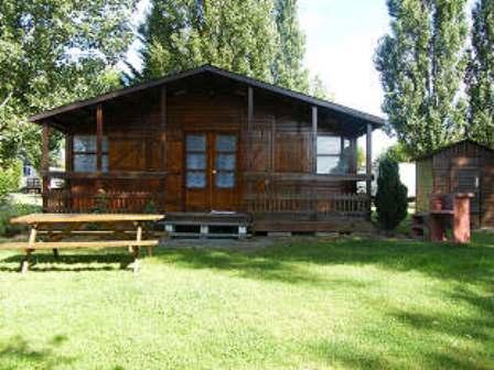 Camping des Tommelles - Saint-Just-Sauvage