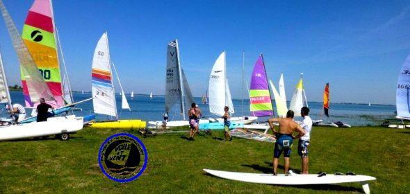 Régate 2014 - Lac du Der
