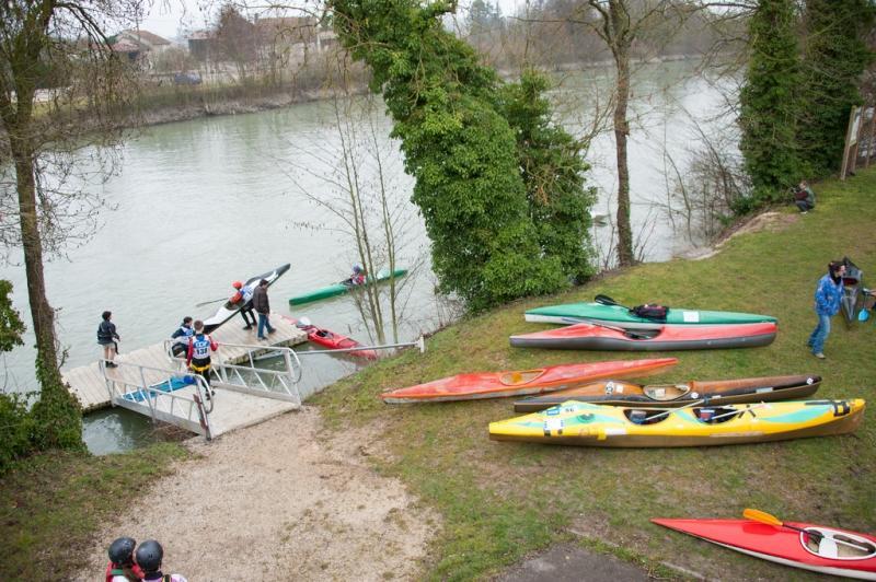 Club nautique - Marcilly-sur-Seine