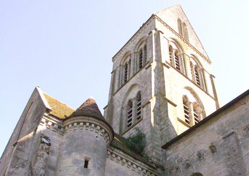 Eglise Saint Pierre - Courville