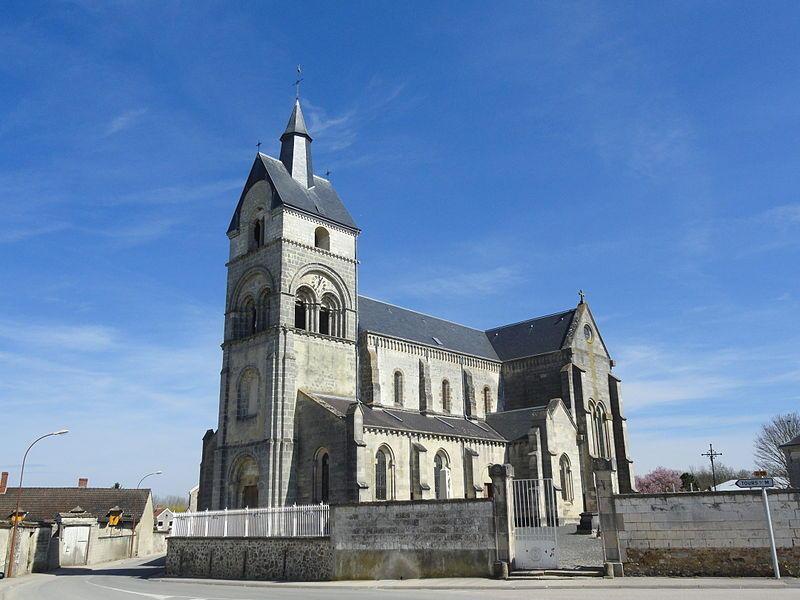 Eglise Saint-Rémi - Athis