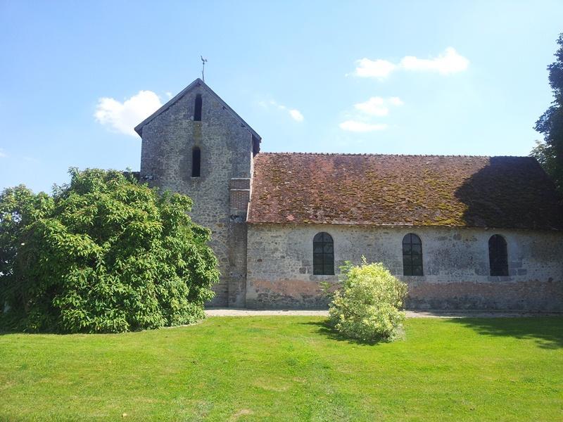 Eglise Saint Rufin et Saint Valère - Pierre-Morains