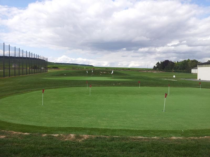 Golf le Chardonnay - Vertus