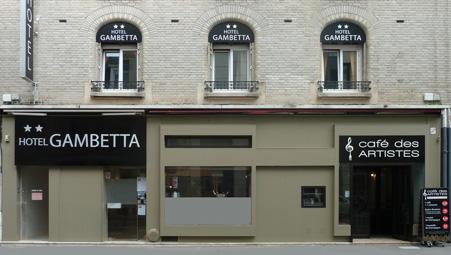 Hôtel-Restaurant Gambetta - Reims
