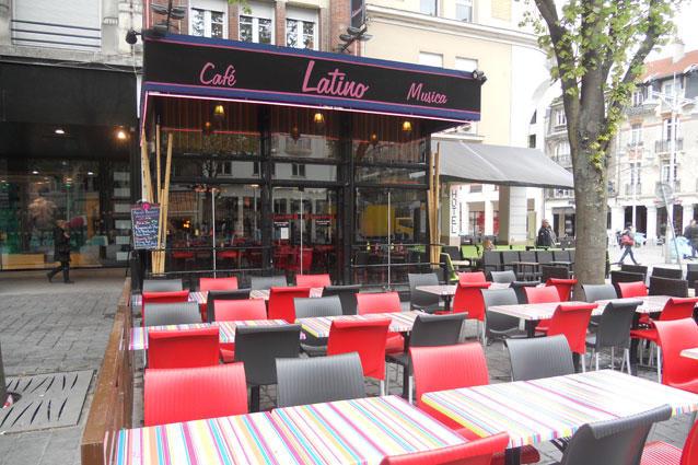 Latino Café Hôtel - Reims