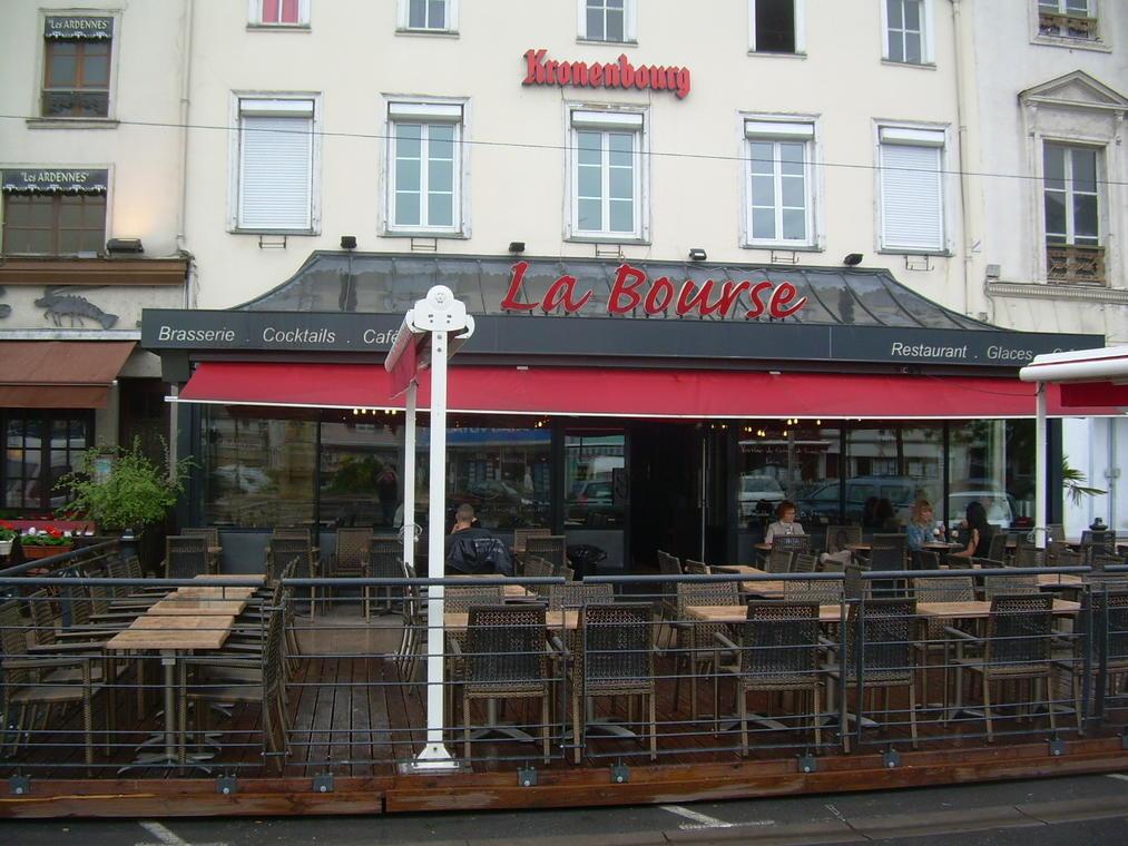 La Bourse - Châlons-en-Champagne