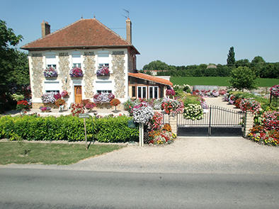 Jardin M. et Mme Robert et Micheline GIRAUD