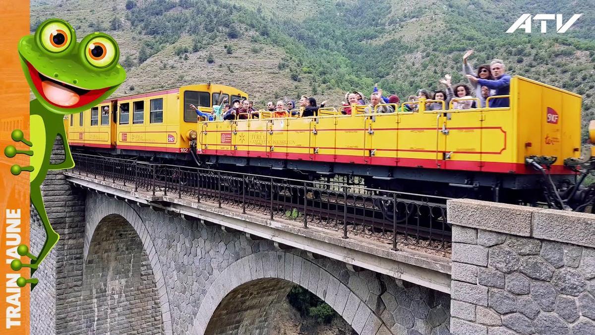 ATV-train-jaune-argeles
