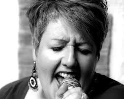 La chanteuse Olivia Begyn