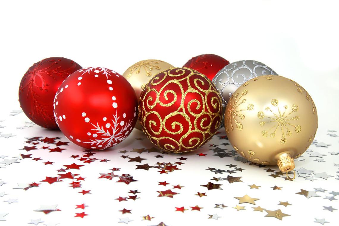 Noël déco boules