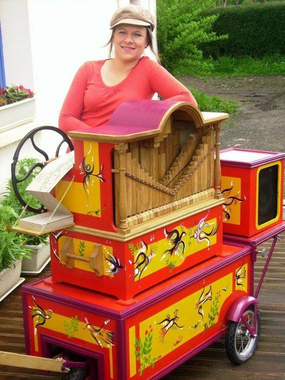 Morwenna et son orgue