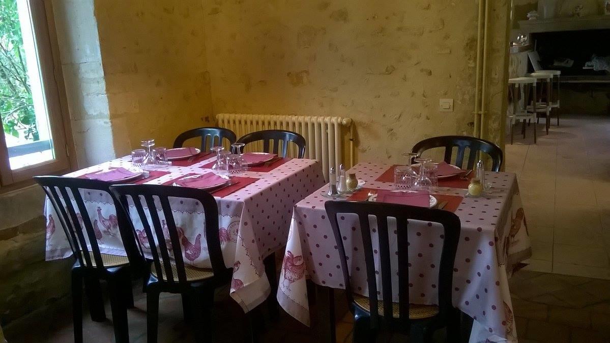Auberge de l'Orée du Bois - restaurant