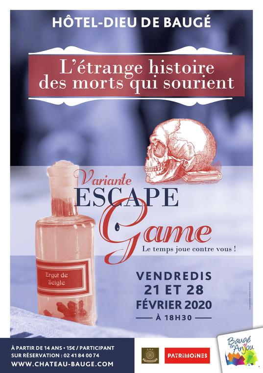 Affiche-Escape-FEV-2020