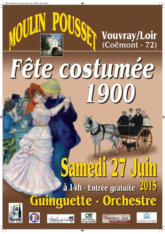 Affiche-fête Moulin Pousset IMP (2)