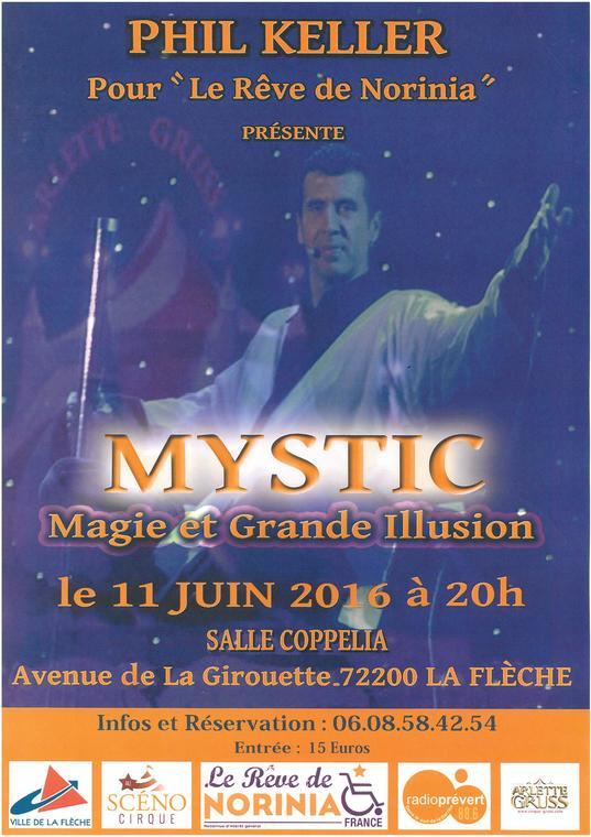 Affiche magie