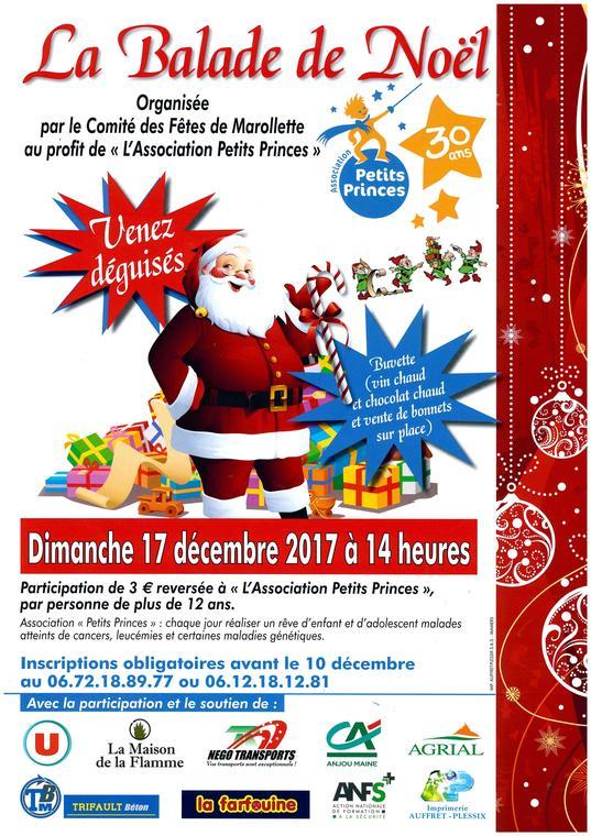 Balade de Noël Marolette