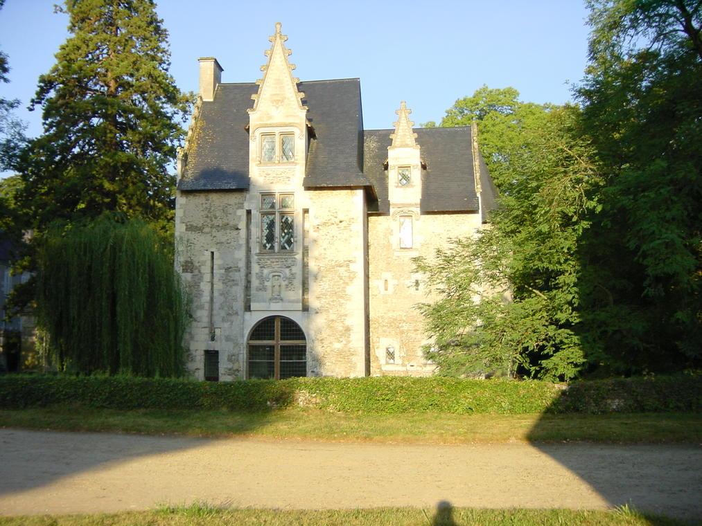 Chateau Créans-Clermont Créans-août03