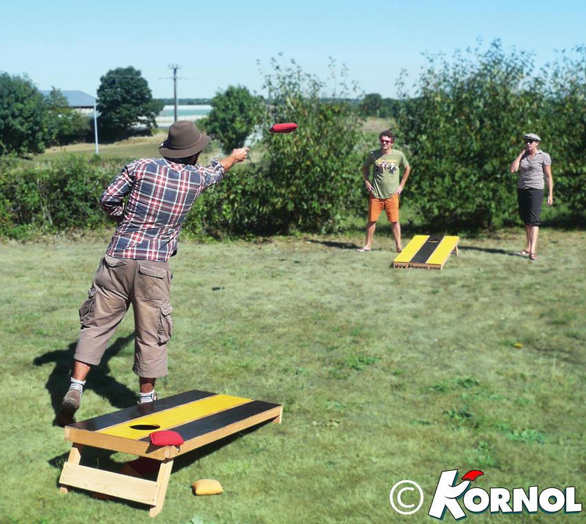 Cornhole - joueurs (Kornol) 1