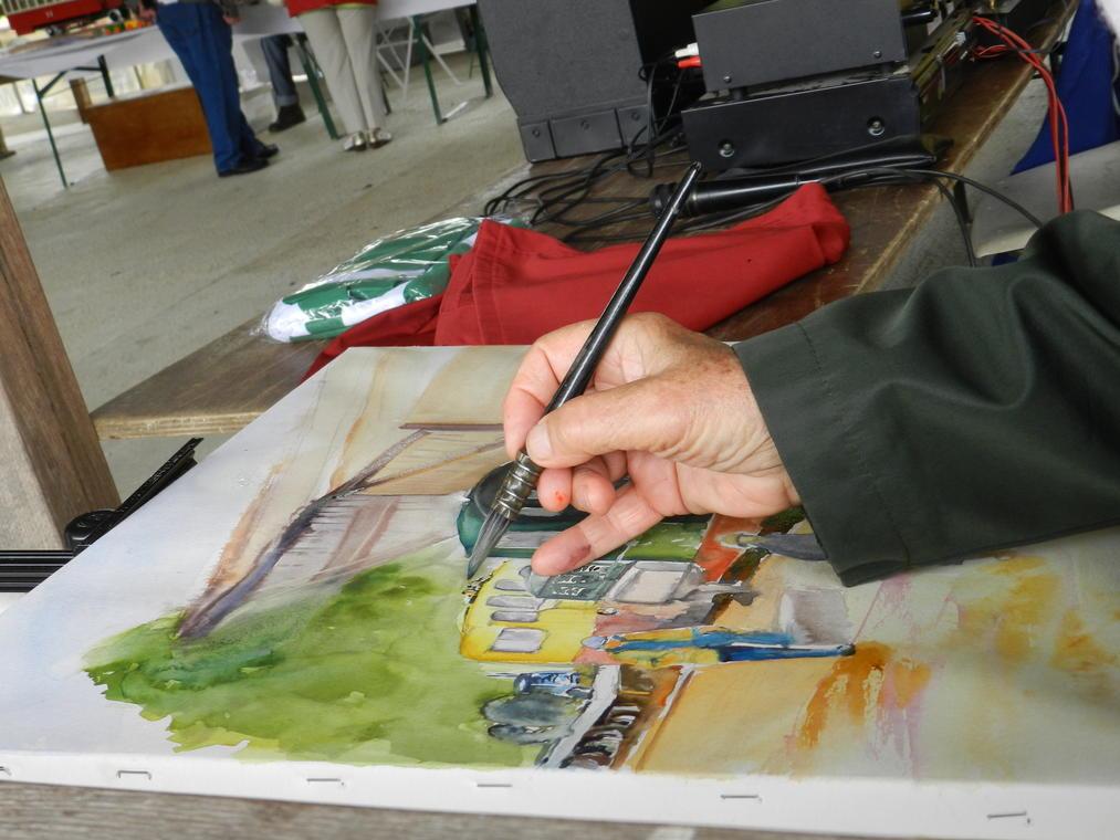 peintres en liberté