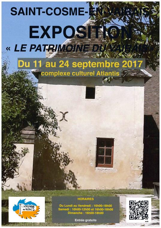 Expo Le Patrimoine du Vairais