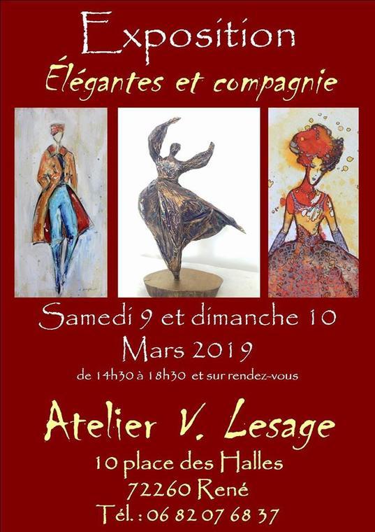 Expo V Lesage mars