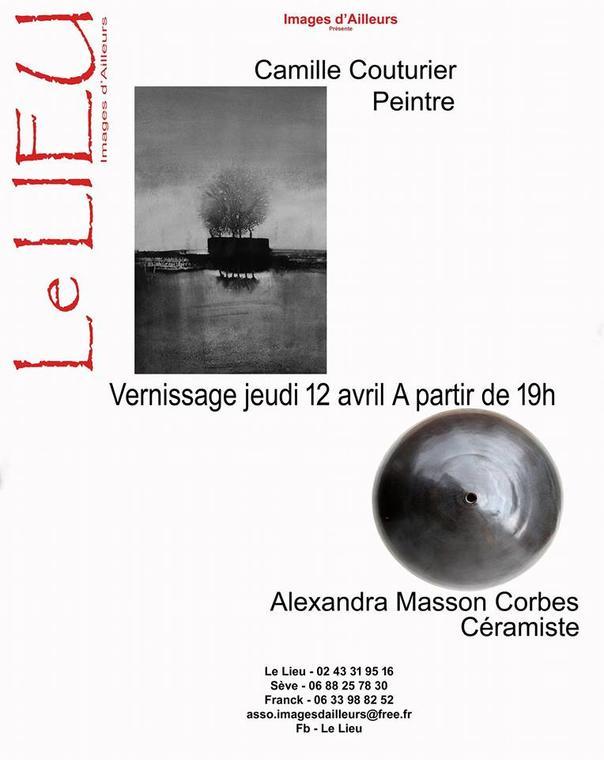 Expo peinture et céramique Le Lieu