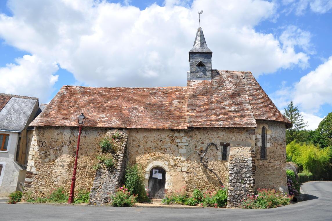 Eglise St Fraimbault-St Georges de la couee-juillet12 (5)
