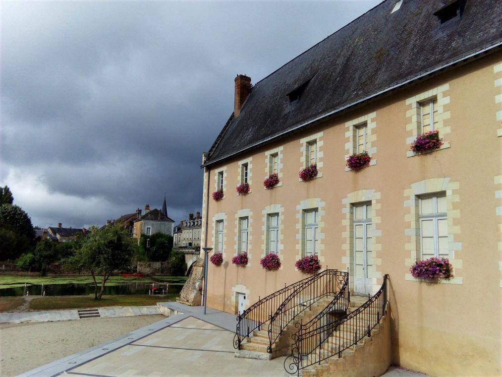 Hôtel de ville - La Flèche
