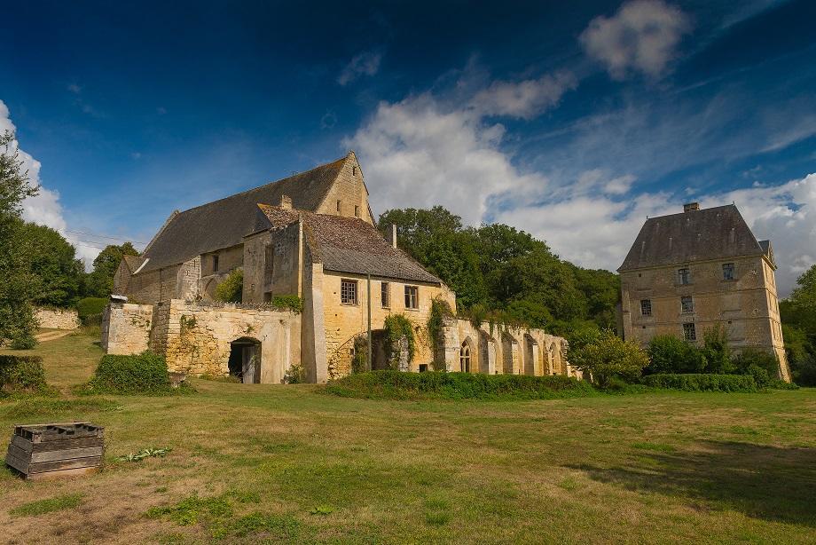 L'abbaye de la Clarté Dieu