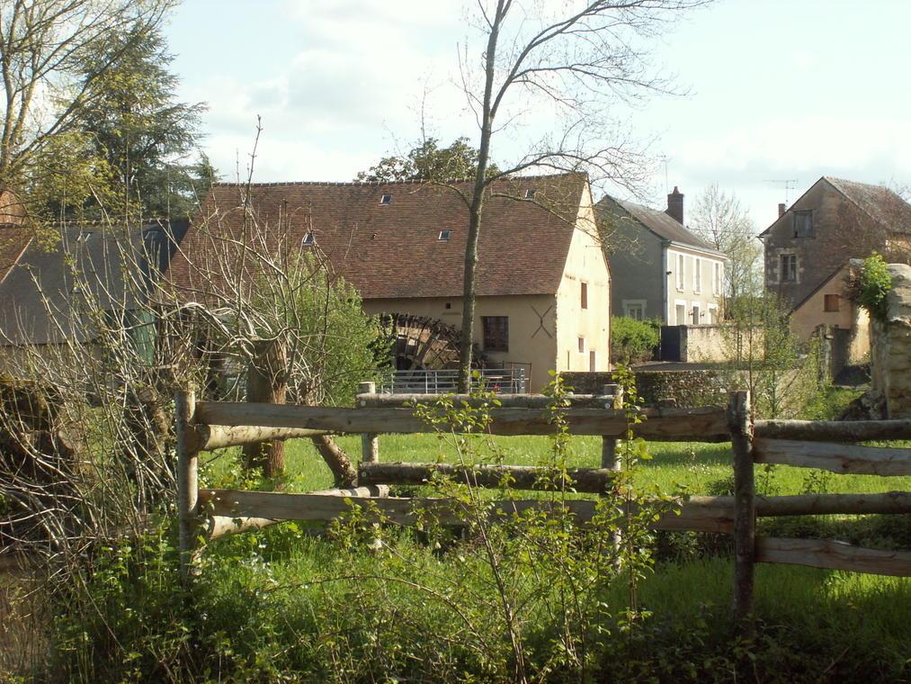 La Flèche-Moulin de la Bruère sur le Loir (2)