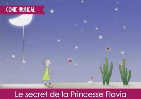 Le secret de la princesse Flavia